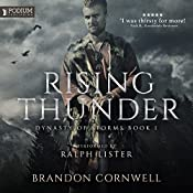 Rising Thunder: Dynasty of Storms, Book 1 | [Brandon Cornwell]