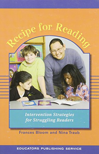 Recipe for Reading (Revised and Expanded)