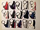 Nike Air Jordan Retro Bred 11 XU 2 IV III 3 X Cement Varsity Red Key Chain SUPREME (SET OF 15)