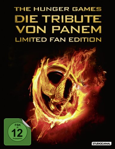 Die Tribute von Panem - The Hunger Games (Limited Fan Edition, 2 Discs) [Limited Edition]