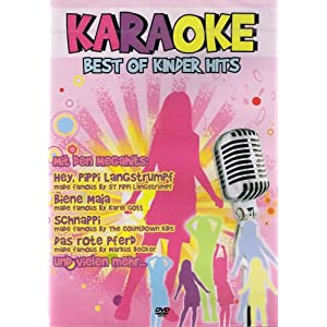 Karaoke-Best Of Kinder Hits