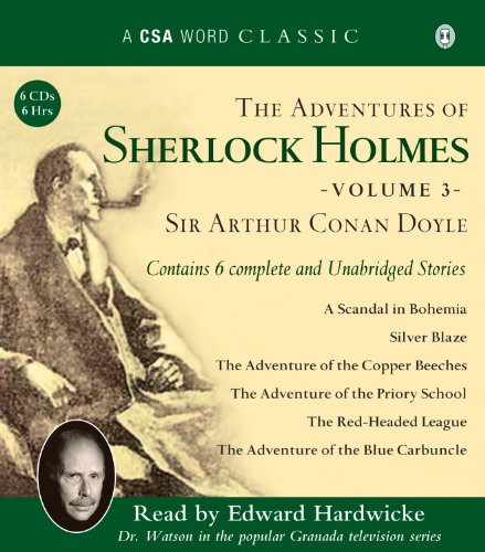 The Adventures of Sherlock Holmes, Volume 3 (A CSA Word Classic)