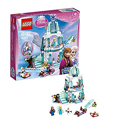 LEGO Disney Princess 41062: Elsa's Sparkling Ice Castle-Parent
