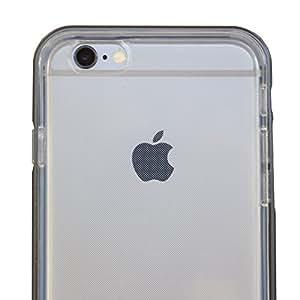 iPhone 6 Case, Elemental® Cases Hybrid Case for 4.7 iPhone 6 / 6s (Smoke Gunmetal)