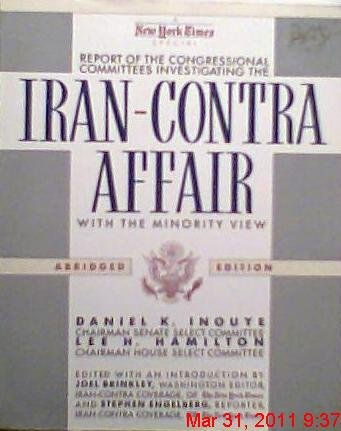 iran contra issue an analysis essay Iran-contra scandal: an analysis program #chon027 recorded in new york, ny on february 22, 1987 with jonathan winer, aide to senator kerry.