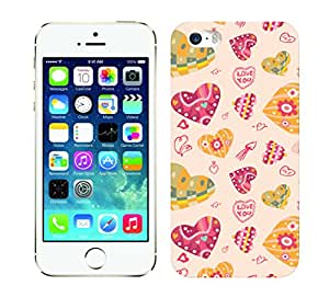 Wow Premium Design Back Cover Case for Apple Iphone 5