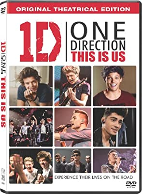 One Direction: This is Us (+UltraViolet Digital Copy)