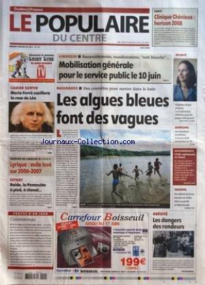 populaire-du-centre-le-no-127-du-02-06-2006-sante-clinique-chenieux-horizon-2008-cahier-sortir-marie