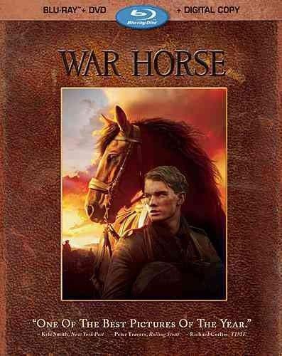 WAR HORSE (BLU-RAY/DVD/DC/4 DISC/2 DISC BR/ENG-FR-SP SUB) WAR HORSE (BLU-RAY/DVD/DC/4 DISC/2 DISC B