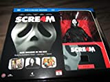 Scream 4 Limited Numbered Gift Set (Blu Ray + DVD + Filmclip from the Scream 4 filmroll + Action figure + Postcards)