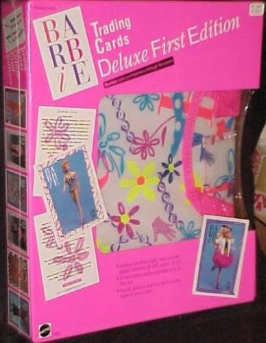 Barbie Trading Cards Deluxe First Edition - Buy Barbie Trading Cards Deluxe First Edition - Purchase Barbie Trading Cards Deluxe First Edition (MATTEL, Toys & Games,Categories,Dolls,Playsets)