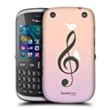 Head Case In The Sky Birds Of Music Back Case Cover For Blackberry Curve 9320