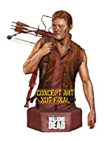 The Walking Dead Daryl Dixon Mini Action Figure Bust by The Walking Dead