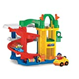 Fisher-Price Little People Racin' Ramps Garageby Mattel