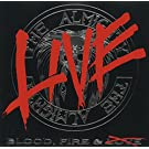 Blood Fire and Live