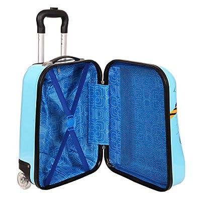 Bagages-madisson - Valise Cabine Enfant MADISSON Voiture - Bleu - Taille 50 cm - Couleur Bleu