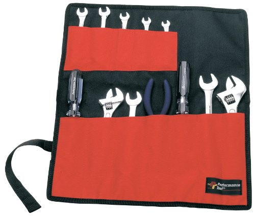 Wilmar W88990 Roll Up Tool Pouch-12 Pocket