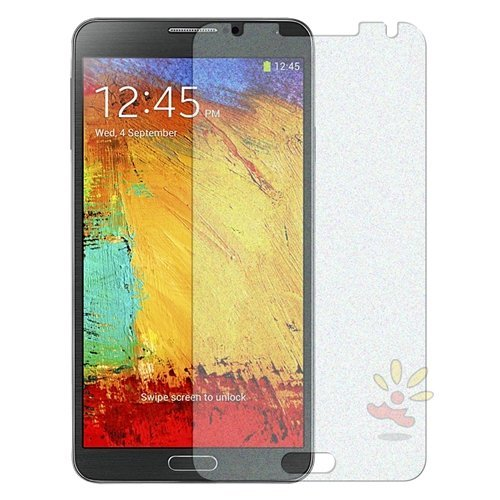 Everydaysource® Compatible With Samsung© Galaxy Note Iii N9000 Colorful Diamond Screen Protector