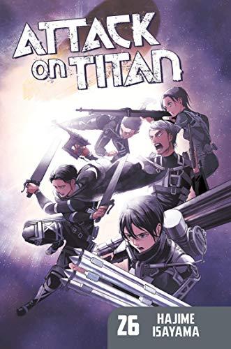 Attack on Titan 26 [Isayama, Hajime] (Tapa Blanda)