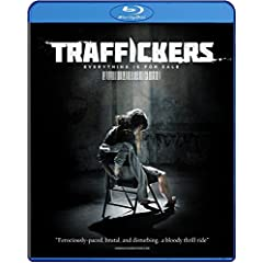 TRAFFICKERS on Blu-ray, DVD and Digital