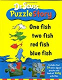 Dr. Seuss Puzzle Story: One Fish Two Fish Red Fish Blue Fish (Dr. Seuss Novelty Se)