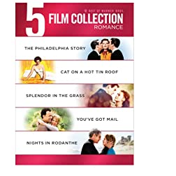 Best of Warner Bros 5 Film Collection Romance