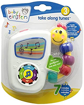 Baby Einstein Take Along Tunes Musical Toy by KIDS II that we recomend personally.
