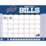 Turner - Perfect Timing 2014 Buffalo Bills Desk Calendar, 22 x 17 Inches (8061343)