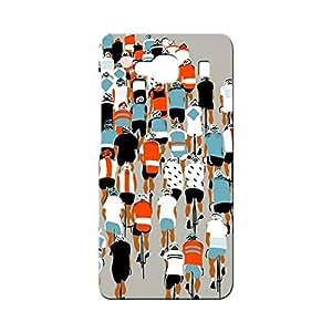 G-STAR Designer 3D Printed Back case cover for Xiaomi Redmi 2 / Redmi 2s / Redmi 2 Prime - G7591