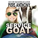 Service Goat Audiobook by Piers Anthony Narrated by Corrie Legge