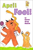 img - for April Fool! A Harry & Emily Adventure (A Holiday House Reader, Level 2) book / textbook / text book