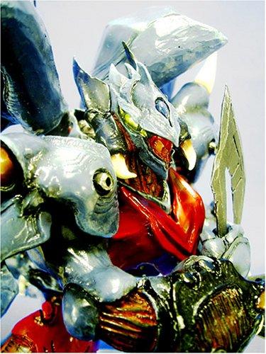 メガハウス リアルポージングロボット 聖戦士ダンバイン ビアレス
