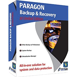 Backup & Recovery 10 Suite for free!