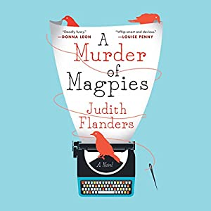 Murder of Magpies Audiobook