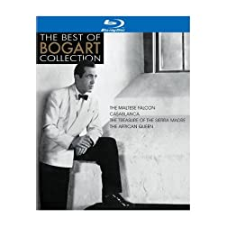 Best of Bogart Collection [Blu-ray]