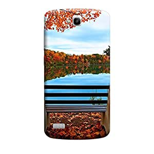 CaseLite Premium Printed Mobile Back Case Cover With Full protection For Huawei Honor Holly (Designer Case)