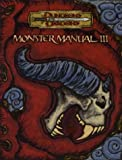 Dungeons & Dragons Monster Manual III (Dungeons & Dragons)(Rich Burlew/Eric Cagle)