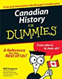 Canadian History for Dummies (1894413199) by Ferguson, Will