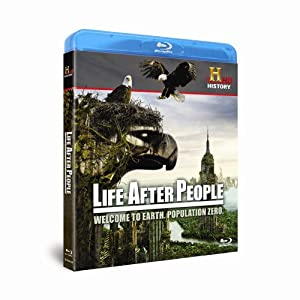 Life After People [Blu-ray] [2008] [Region Free]