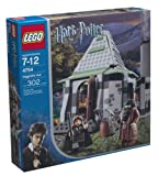 51N64ZBGRKL. SL160  Lego Stories & Themes Harry Potter Hagrids Hut (4754)