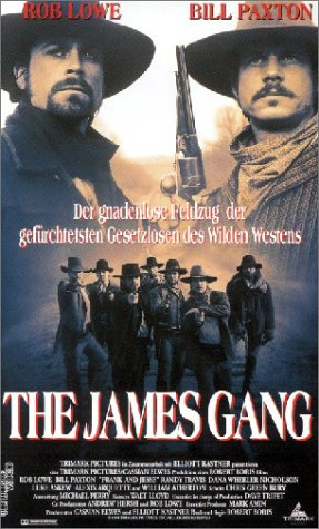 The James Gang [VHS]