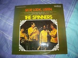 SPINNERS Stop Look Listen UK LP 1969 folk English