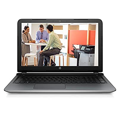 HP 15-AB521TX (6th Gen Ci5-6200U/8GB/1TB/4GB Grap/Win 10 Home)Silver
