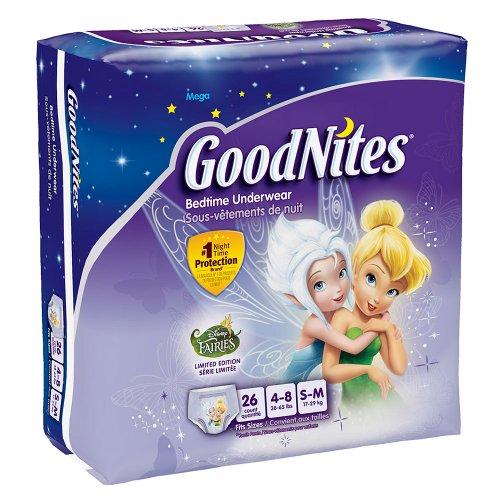Goodnites Underwear - Girl - Small/Medium - 26 Ct front-975657