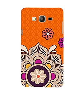 99Sublimation Animated Pattern 3D Hard Polycarbonate Back Case Cover for Samsung Galaxy On5 :: Pro