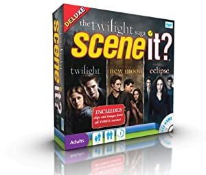 Scene It? Twilight Saga Deluxe