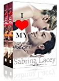 img - for I Love My Side of The Story (2 Book Bundle/Box Set) (Amber's Erotic Romance) book / textbook / text book