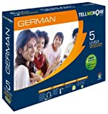 TELL ME MORE German v10 5 levels (PC DVD)