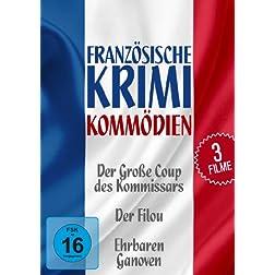 Französische Krimi-Komödien