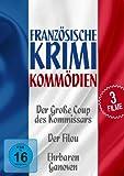 Französische Krimi-Komödien [DVD]